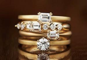 ダイヤモンドの形状(シェイプ)について